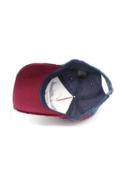 CP057 Unisex Young Fashion Jeans Baseball Outdoor Cap